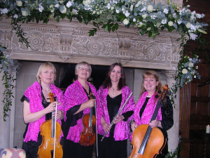 Devon & Cornwall String Quartet for weddings
